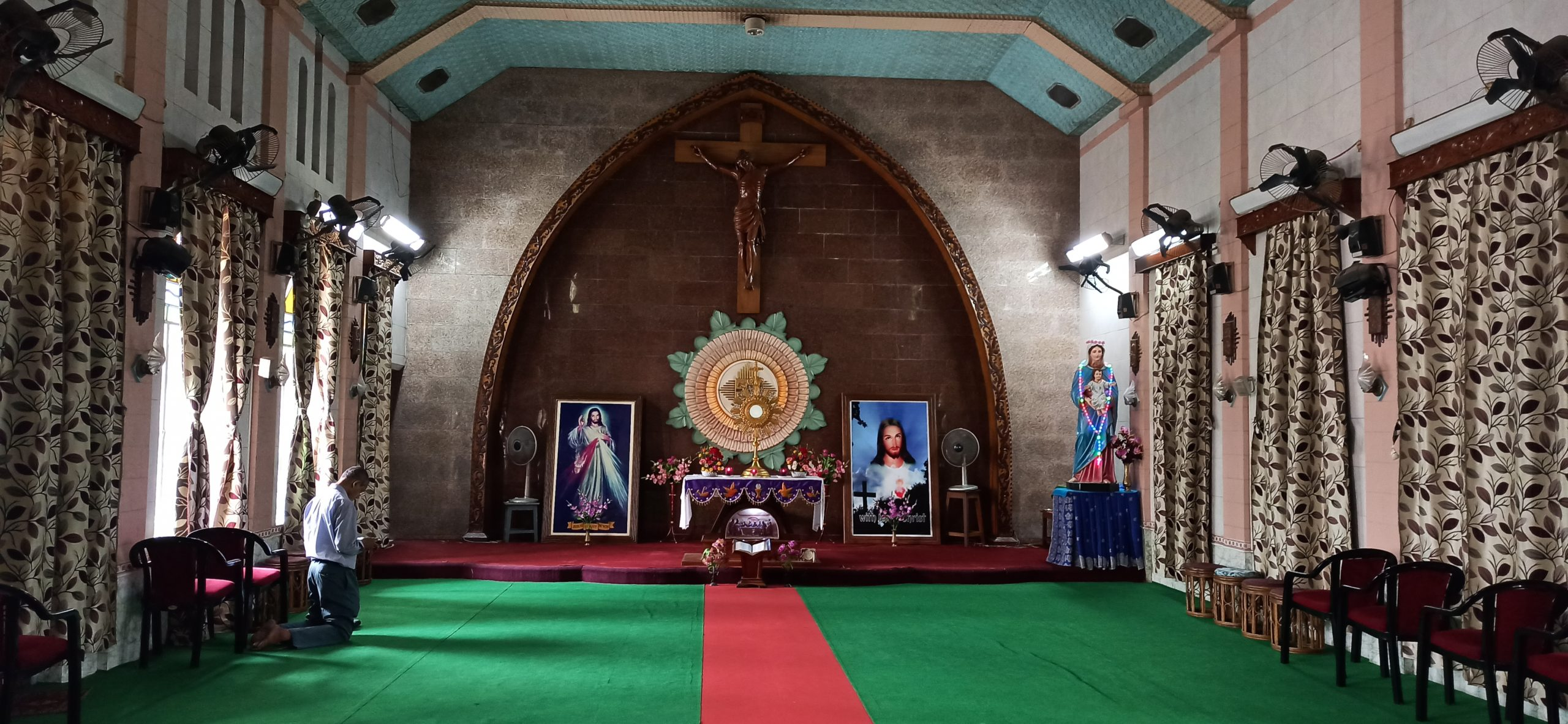 Bandel Church- Basilica of the Most Holy Rosary