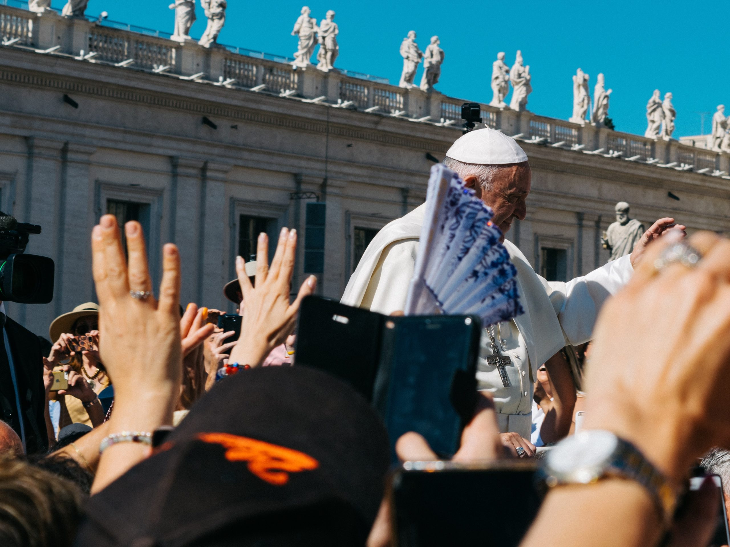 It is our Christian Obligation to help individuals know Jesus- Pope Francis