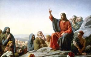 jesus speaking in parables