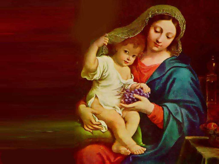 What is the meaning of the Hail Mary prayer