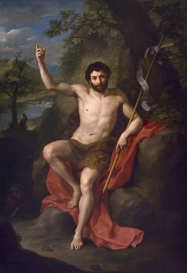 Who is John the Baptist? St. John the Baptist