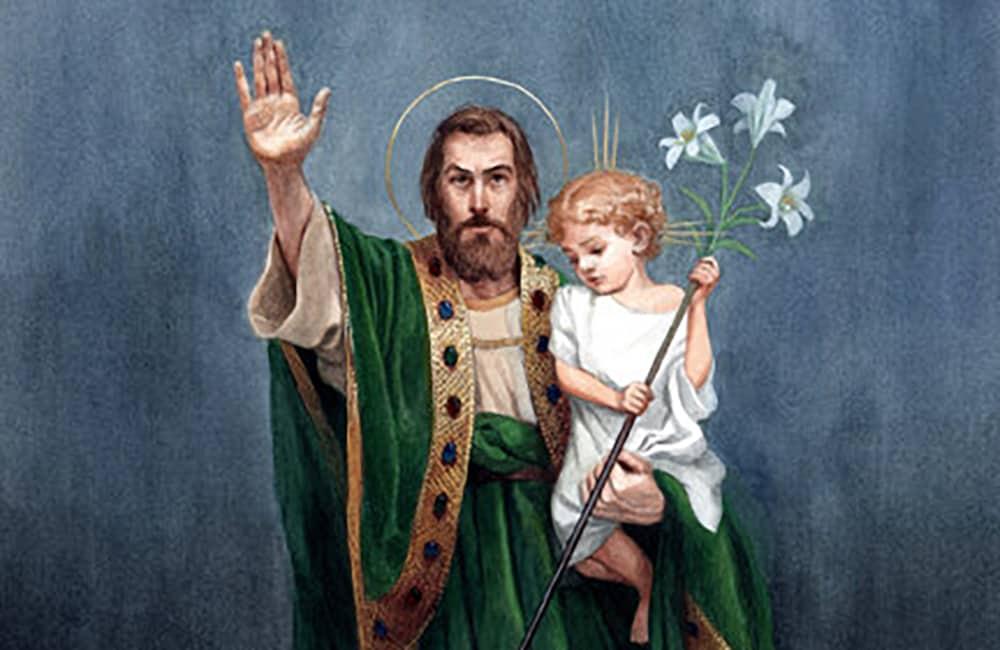 Who is St Joseph?