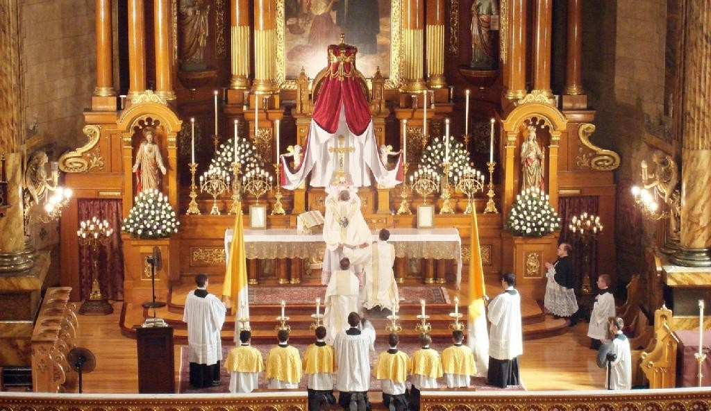 The Order Of Mass