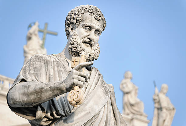 Who is Saint Peter?