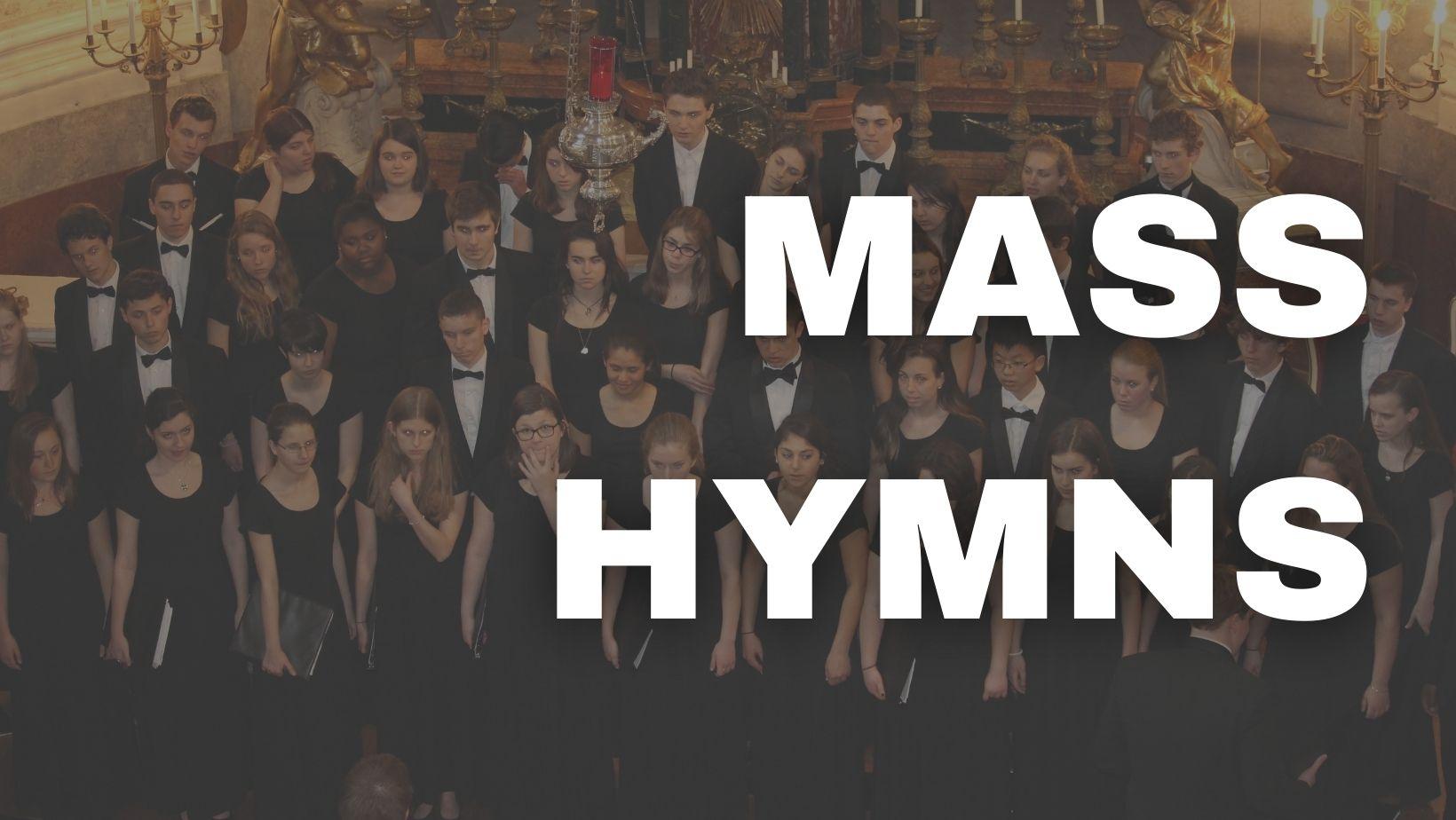 mass hymns